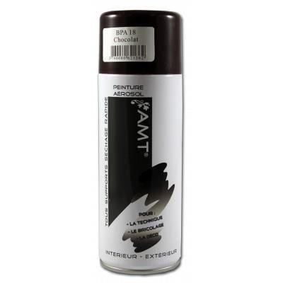 Peinture Exterieur Chocolat - Bombe De Peinture Aérosol