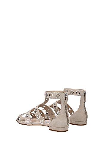 Prada Chaussures - (F-08-Sc-44342) Beige