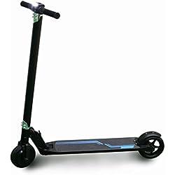 Cool&Fun Trottinette Scooter Patinete eléctrico Monopatín plegable 250W
