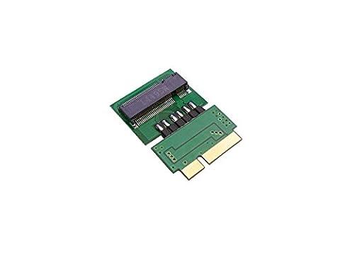 Kalea Informatique Adapter M2(NGFF) auf MacBook 2012–für Einbau einer SSD M2anstelle einer SSD mit 8+ 18Pins in einen (Macbook Air Ssd)