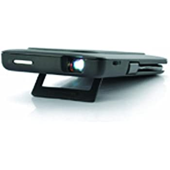 SHOPINNOV Mini Projecteur LED pour Smartphone Android iPhone