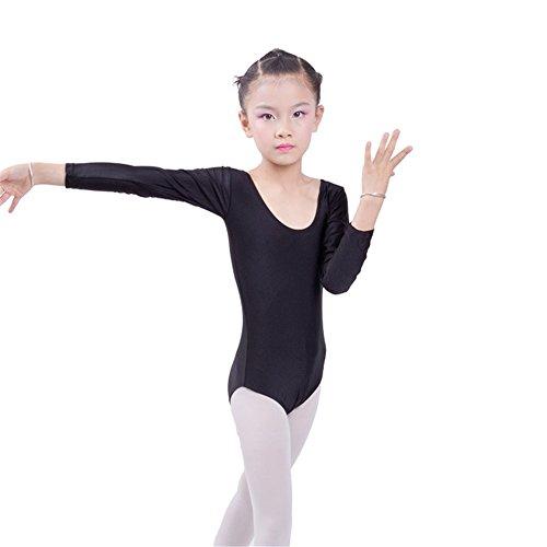 Hippolo Kindergymnastik Wear Dance Kleidung Spandex Stoff Siamese -