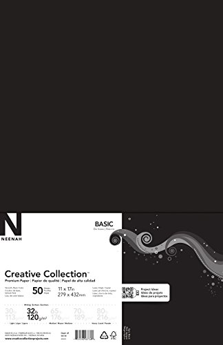 fad97b570c05 Neenah Paper Creative Collection cartulina Pack 11 x 17 pulgadas 50 Pkg