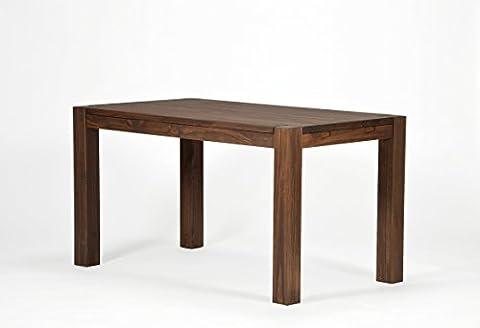 Esstisch ,,Rio Bonito,, 120x80 cm, Pinie Massivholz, geölt und gewachst,