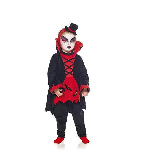 Unbekannt AEC aq00007/1Kostüm-Kleine Vampir, 1Jahre (Vampir Kostüm Pour Halloween De)