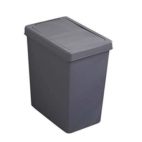 JTWJ Kreativer Dia-Abfalleimer Hausmüll-Aufbewahrungsbox, Größe: H36cm, 18L (Dia-aufbewahrungsbox)