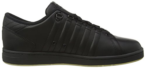 K-Swiss Lozan Iii, Baskets Basses Homme Noir (black/black/ice)
