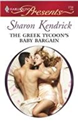 The Greek Tycoon's Baby Bargain (Mills & Boon Modern)