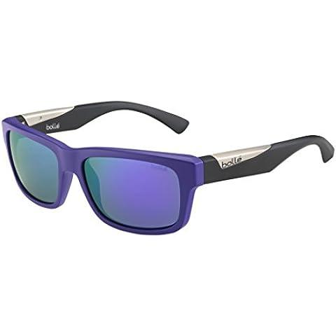 Bollé Jude Gafas de Sol multicolor Matte Violet Talla:Medium