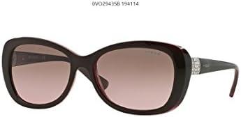 Vogue - Gafas de sol - para mujer Marrón Top Brown/Opal Pink