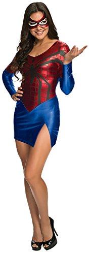 tüm für Damen M (Spider Girl Kostüm Für Erwachsene)