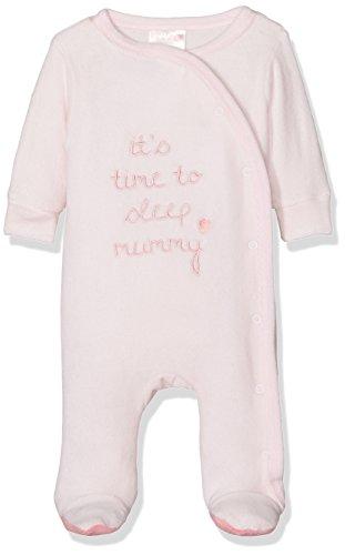 Eliot et Capucine Baby-Mädchen Strampler LF.Nuage.Grv, Pink (Rose Peau), 0-6 Monate (Le Rose Nuage)