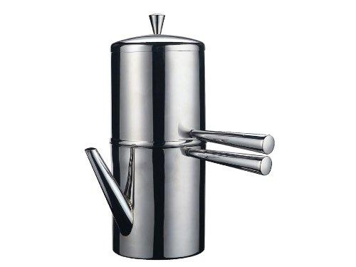Ilsa 0008009Napoletana café Espresso Maker 9tazas de acero inoxidable