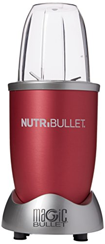 NUTRiBULLET 600 Series Extractor Blender, 0.68 L, 600 W – Red