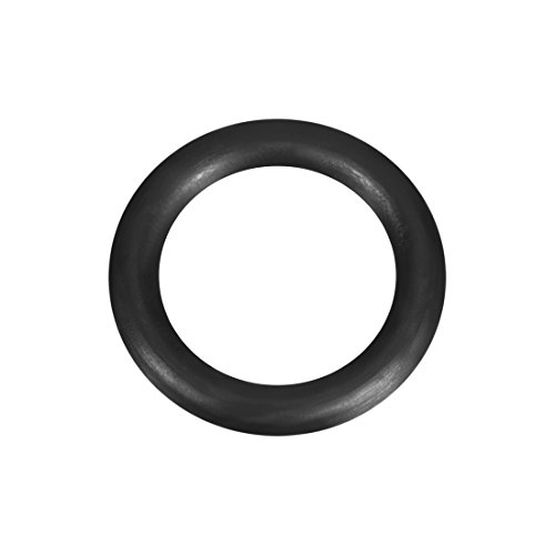 1 40/mm od O-ring in gomma nitrile 70/a durezza Shore/-/scegliere Dimensioni confezione 34/mm x 3/mm Nero