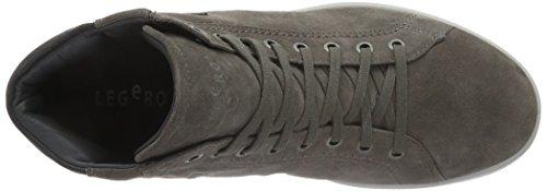 Legero - Arno, Scarpe da ginnastica Uomo Grigio (Grau (Ematite 88))