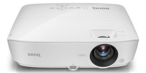 BenQ 9H. JG877.33E MW533 WXGA de données/Vidéo projecteur blanc