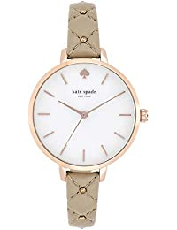Kate Spade Analog White Dial Women's Watch-KSW1470