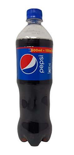 Pepsi Soft Drink, 750ml Bottle