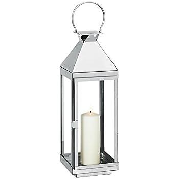 Cilio Villa 293661 Stainless Steel Lantern