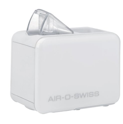 Air-O-Swiss U7146- Humidificador Ultrasonico de viaje, color blanco