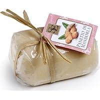 Handmade Sicilian Almond Marzipan Paste - 500g Package