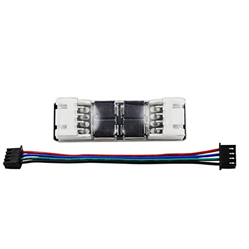 Deasengmine MKS Smoother Filter Motor Filtering Vibrating Eliminator with Connect Cable for Stepper Driver 3D Printer Parts