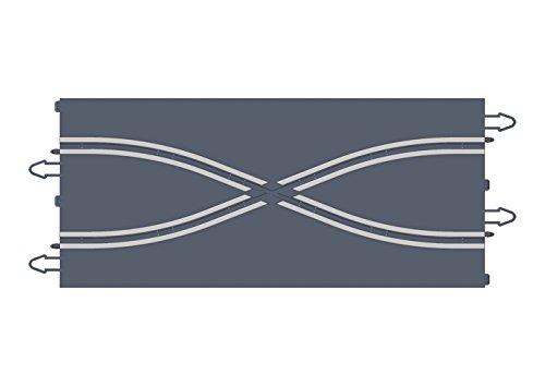 SCALEXTRIC   RECTA CON CAMBIO DE PISTA UNIVERSAL (B10099X200)