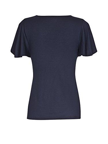 Shirt Damen mit Stickerei von Mocca by J.L. Marine