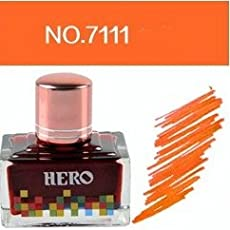 Success Stationery™ Hero Fountain Pen Extra Colour Noncarbon Nonblocking ink - 7111