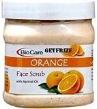 Biocare Orange Face Scrub with Apricot Oil, 500ml