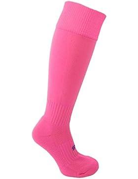 Calcetines deportivos unisex infantiles de Little Grippers de color rosa con tecnología Stay on rosa rosa Small