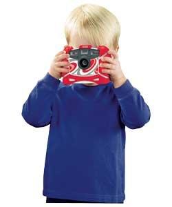 Fisher Price rot Digital Kamera