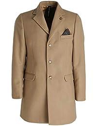 X cappotti e Cape Uomo it Giacche Amazon Abbigliamento z5Zqq