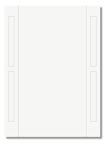 Selbstklebende Paketscheine Adressaufkleber Online Frankierung Aufkleber DHL DPD Versandetiketten Label Etiketten Hermes A5 Neu (2000)