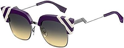 Fendi Ff 0241/S Ga, Gafas de Sol para Mujer, Violet, 50