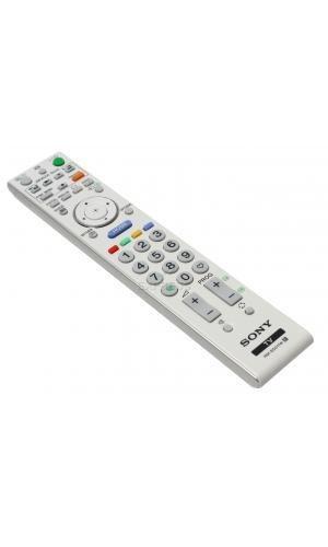 Ersatz Fernbedienung für Sony BRAVIA RM-ED011 (KDL-32V4500 KDL-37V4500 KDL-32W4000 40W4000 ...) (Sony Ersatz-fernbedienung)