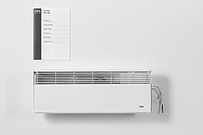 AEG KLE schmale Konvektorleiste, Heizung für Bad, Hobbyraum von EG Haustechnik auf Heizstrahler Onlineshop