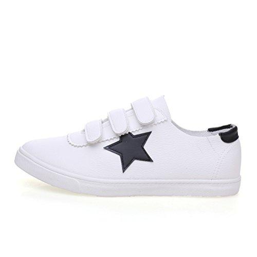 Coréen Velcro chaussures de l'automne fashion Star chaussure/Cinq branches mode étoile chaussures de sport/Chaussures de Conseil A