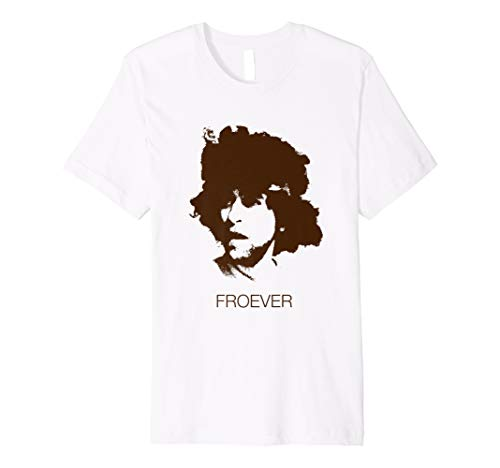 froever–Funny Epic 70er Tennis Retro Vintage Afro T-Shirt