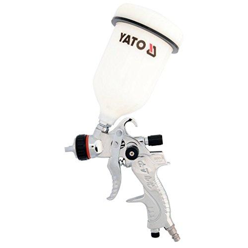 YATO YT-2340 - LA PISTOLA DE PULVERIZACION HVLP 600 ML TANQUE DE 1 4 MM