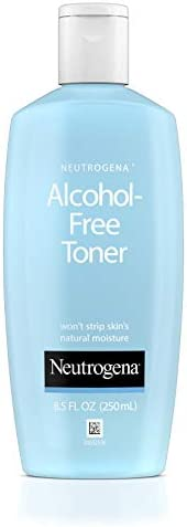 Neutrogena, Cleansing Alcohol-Free Toner, 8.5 Fl Oz