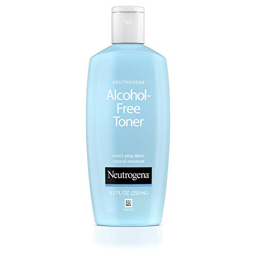 Neutrogena, Cleansing Alcohol-Free Toner, 8.5 fl oz