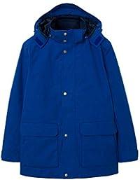 b0bf624286e Gant Men's 18037001537436 Blue Cotton Outerwear Jacket