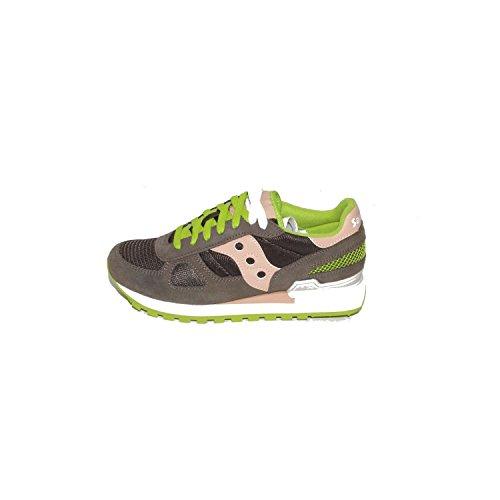 Autunno Colore Sneakers Rifiniture Verde Rosa Con 672 Grigio 2017 Nuova Verdi 2018 1108 Donna Inverno Saucony Colleazione HqH1wTp