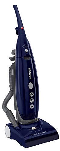 Hoover 39100503 Pure Power 31 PU 10, Bürststaubsauger mit Beutel und EPA Filter, Kunststoff 4.2 liters, blau