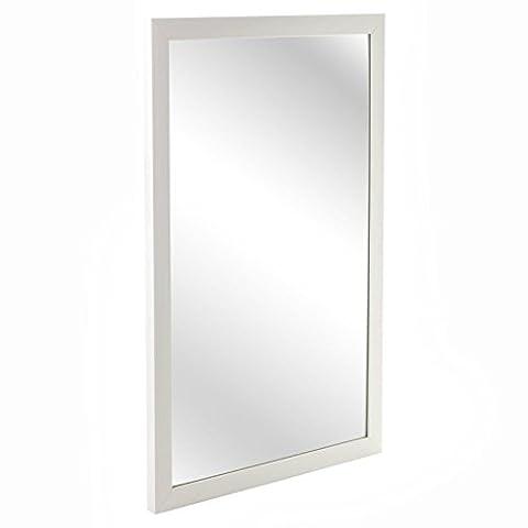 Großes Wand aufhängen Spiegel Rechteck Schlafzimmer Flur Badezimmer Zubehör