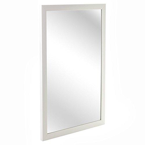 Espejo rectangular de pared, tamaño grande