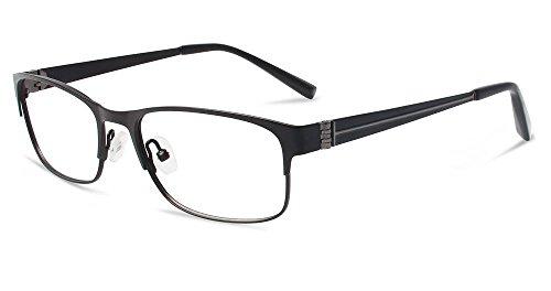 jones-new-york-j344-brillen-schwarz-56-18-145