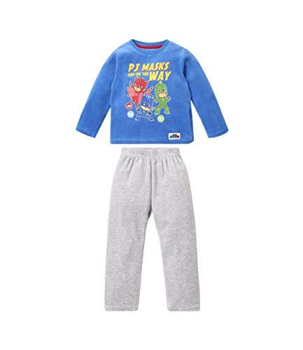 PJ Masks Pijama (Velour) Azul (116)